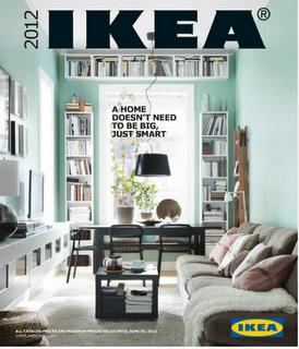 Ikea st priest catalogue
