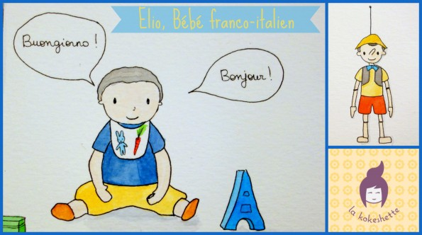Carte aquarelle france italie