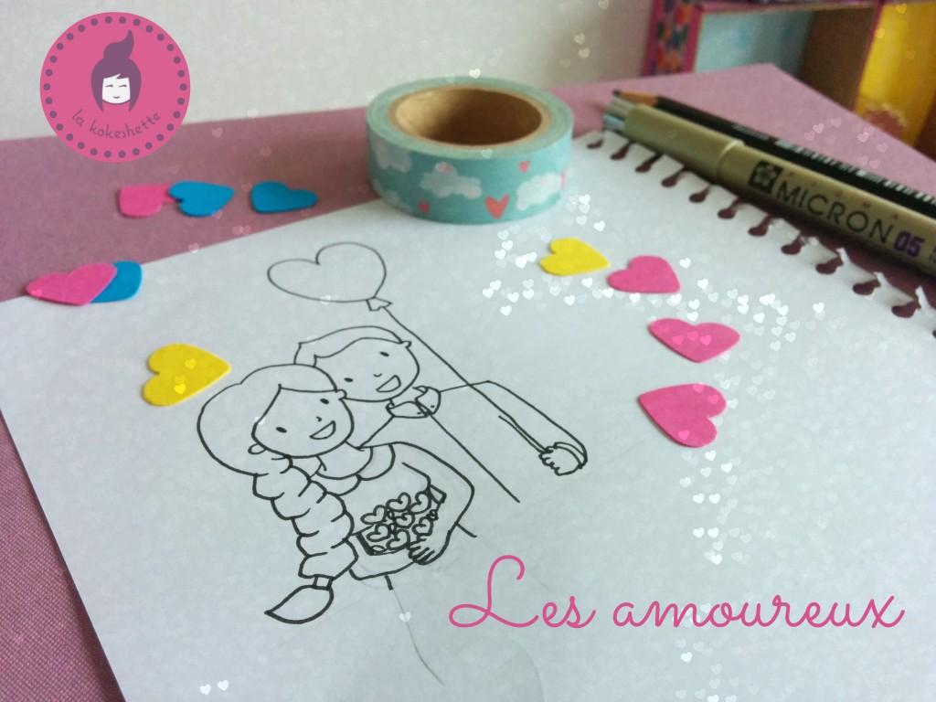 carte-saint-valentin-dessin